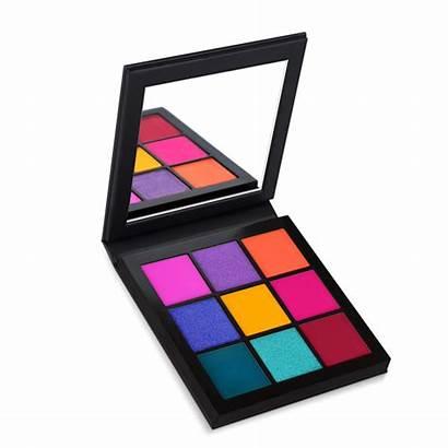 Palette Huda Obsessions Eyeshadow Electric Elektrische Shophudabeauty