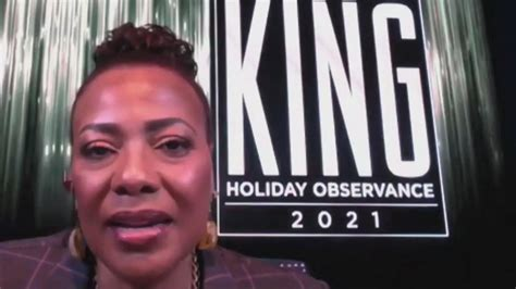 Dr. Bernice King on racial progress, Capitol riots, MLK ...