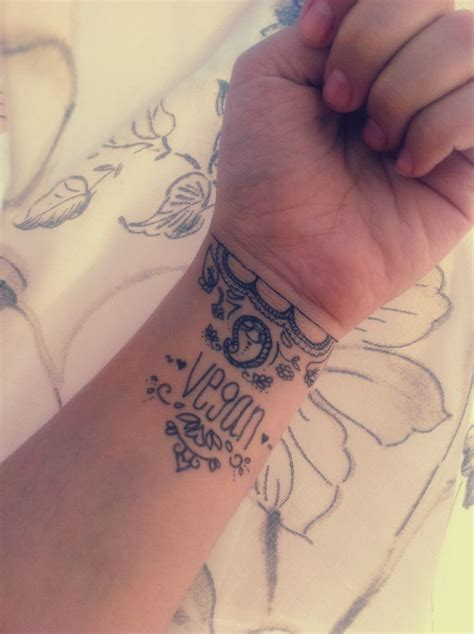28+ [ Are Tattoos Vegan ]  My Vegan Tattoo Jenna Palmer