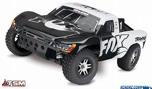 Traxxas Slash 4x4 Fox Shocks Edition - RCNewz.com