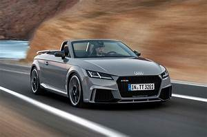 2017 Audi TT RS Convertible Wallpaper HD Car Wallpapers