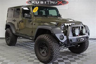 Jeep Wrangler Rubicon Tank Unlimited Pre Owned