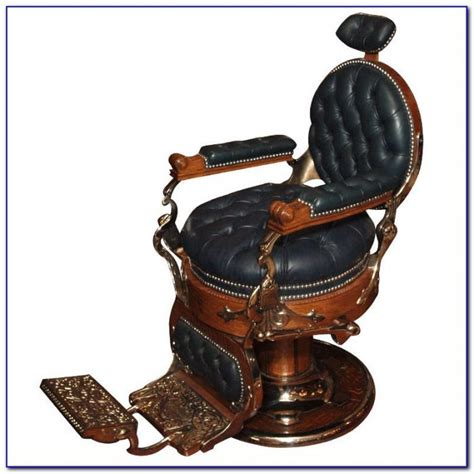 craigslist barber chairs antique vintage barber chair value chairs home design ideas
