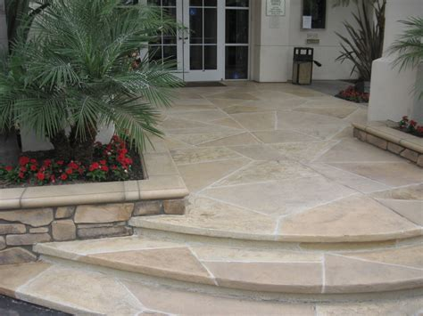 Decorative Concrete Is An Elegant Manufacture