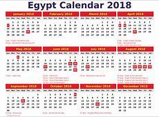 egypt official calendar 2018 newspicturesxyz