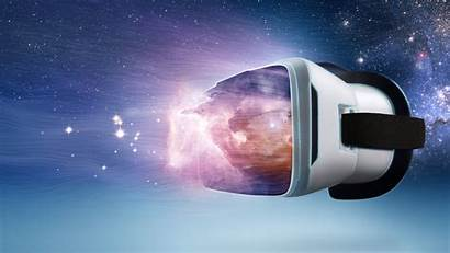 Virtual Reality Headset Illustration Vr