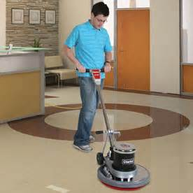 clarke cfp 2000 floor buffer polisher machine 20 inch
