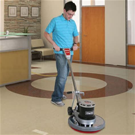 what is a floor technician clarke cfp 1700 floor buffer polisher machine 17 inch