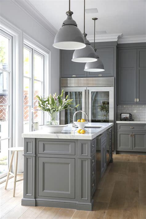 shade  gray cool kitchen ideas lonny
