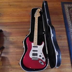 Fender American Special Stratocaster Hss W  Emg Kh20 Kirk