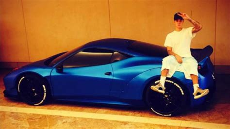 The ferrari 458 bought by the canadian pop star justin bieber has undergone numerous modifications ever since it was bought. Justin Bieber 'Lost' His Liberty-Walk Ferrari 458 For Three Weeks - The Drive
