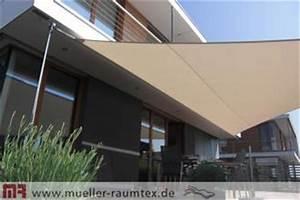 sonnensegel terrasse terrassenbeschattung mit sonnensegel With französischer balkon mit sonnenschirm restaurant