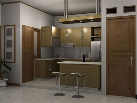 desain rumah minimali dapur minimalis  desain dekorasi