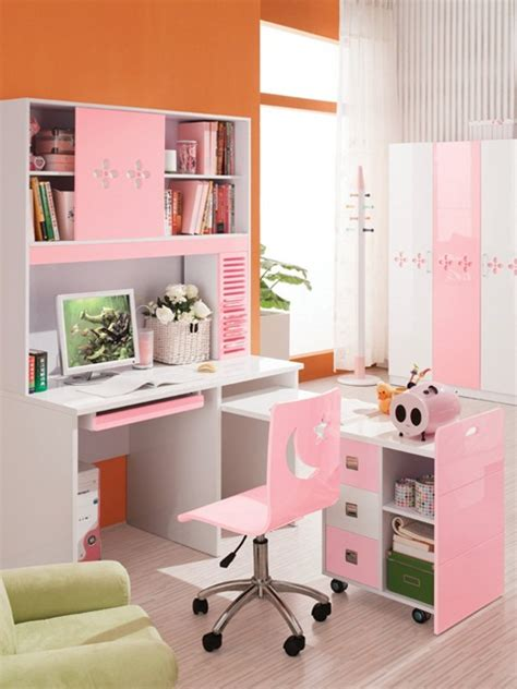 amazing writing desks  kids rooms interior design