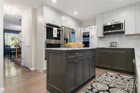 stylish  toned kitchen rhode kitchen bath design