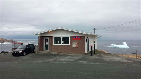 un avant go 251 t de la banque postale dans le nord du canada banque postale