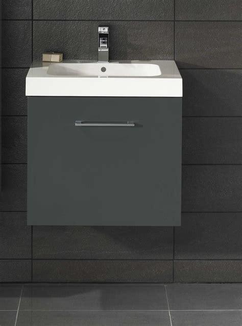 Wall Hung Basin Vanity Unit, Bathroom Hung Basin