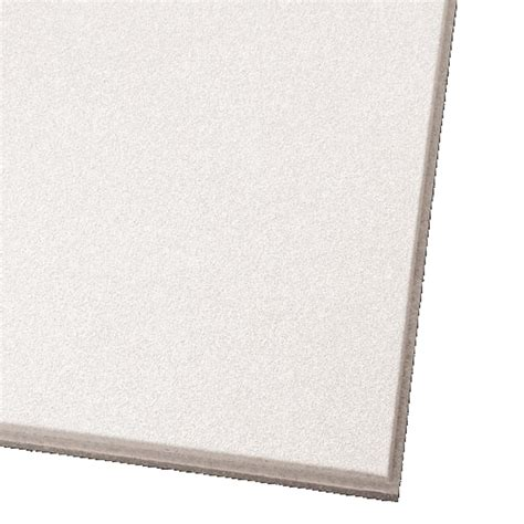 Armstrong Acoustical Tile Ultima by Shop Armstrong Ceilings Common 24 In X 24 In Actual 23