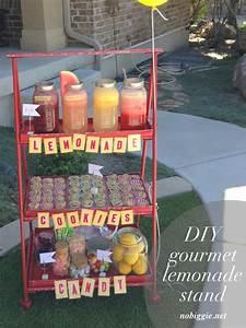 Gourmet Lemonade Stand ideas