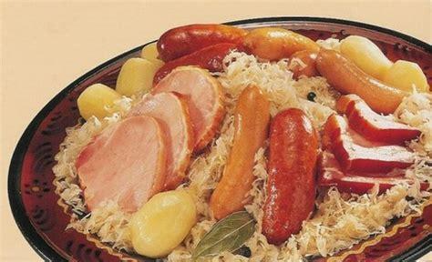 cuisiner une choucroute choucroute alsacienne picture of aiguillon lot et