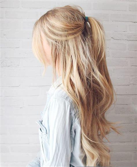 frisuren fuer lange blonde haare beauty frisuren