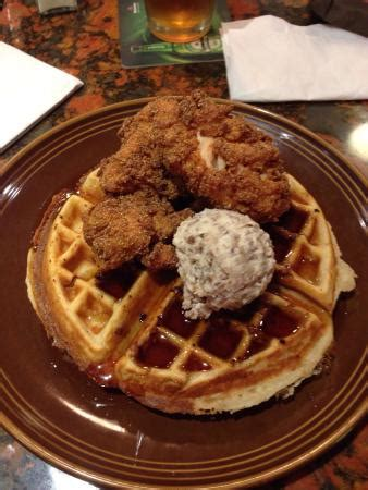 waffle house lancaster ohio pecan chicken and waffles so picture of cherry