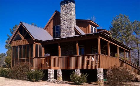rustic cottage house plan small rustic cabin