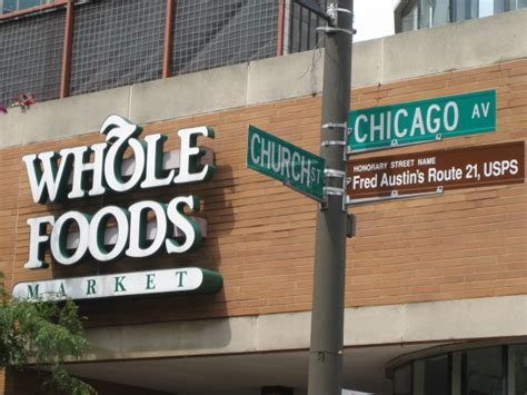 Downtown Evanston | Whole Foods Market