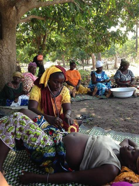 Supporting Senegalese Midwives and Birth Attendants – a