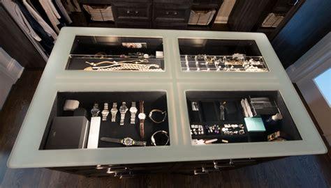 walk  closet  jewelry display set  closet island
