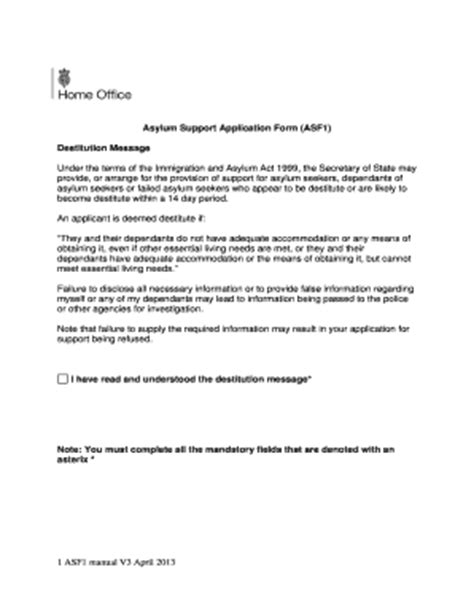 form i 589 application for asylum asylum application fill online printable fillable