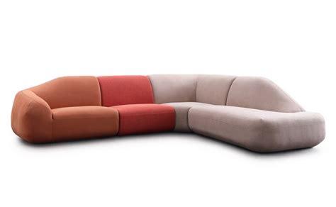 Divani Casa Sahara Modular Fabric Sectional Sofa