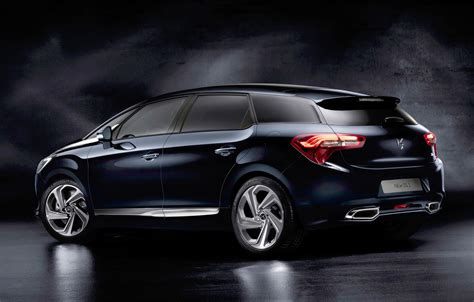 Citroen Ds5 by Citroen To Introduce The Flagship Ds5 In Geneva