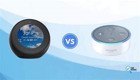 echo spot echo spot vs echo dot 3rd 2018 which