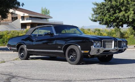 1971 Oldsmobile Cutlass Supreme Convertible for sale on ...