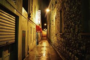 Free, Images, Light, Road, Street, Night, Alley, Evening, Color, Darkness, Nightlife, Alleyway