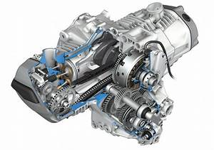 Bmw R1200gs Engine