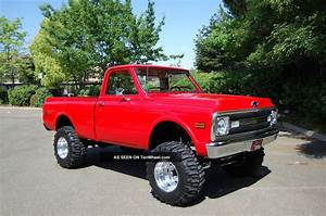 70 Chevy Short Box 4x4