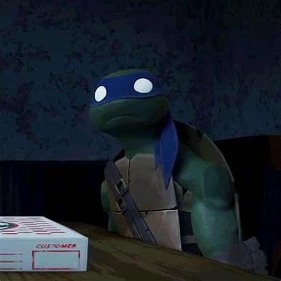 Tmnt Turtles Ninja Leo Mask Without Leonardo