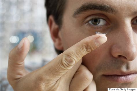Can I Shower With Contact Lenses In by 99 Of Contact Lens Wearers Risking Severe Eye Infections