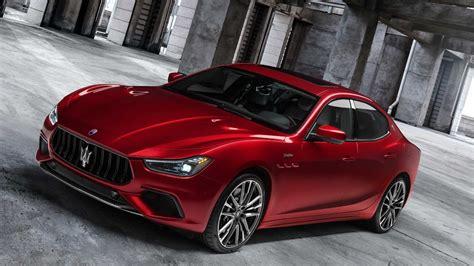 Maserati Ghibli Trofeo, la Maserati de route la plus ...