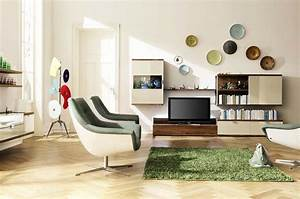Living room simple elegant wall art for