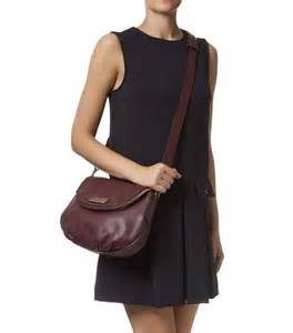 downeast dresses marc by marc new q crossbody bag in lyst