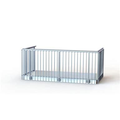 balcony railing picket side mounted weland aluminium ab