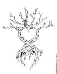 Intertwined trees (With images) | Tree tattoo, Family