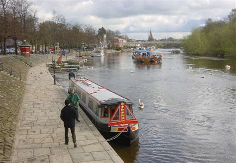 River Dee Boat Trips by The River Dee At Chester 169 Martin Clark Geograph