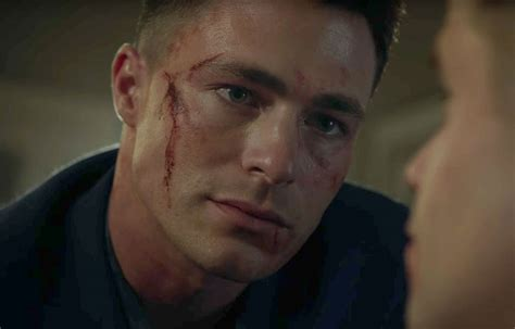 Colton Haynes returns to Teen Wolf with a boyfriend ...