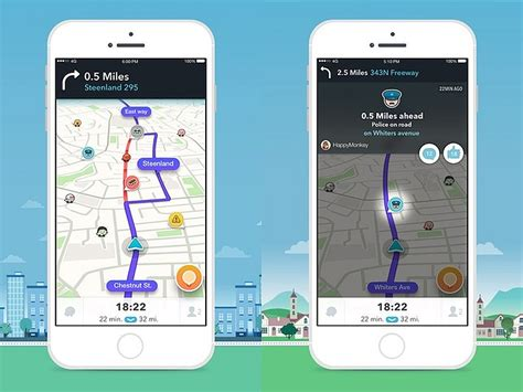 Waze V4.0.1 Update Brings 3d Touch Support For Iphone
