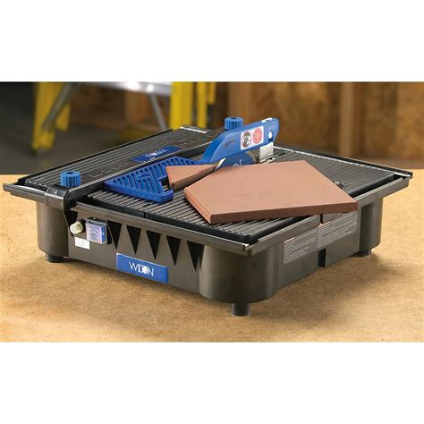 Florcraft Tile Saw 4 1 2 by Wilton 174 4 1 2 Quot Tile Saw 156452 Power Tools At