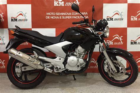 Yamaha Fazer ys 250 Preta 2006 | KM Motos | Sua Loja de ...